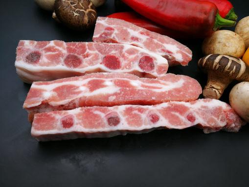 圖片 澳洲(空運) 無激素走地豬肋肉排 (約400g)